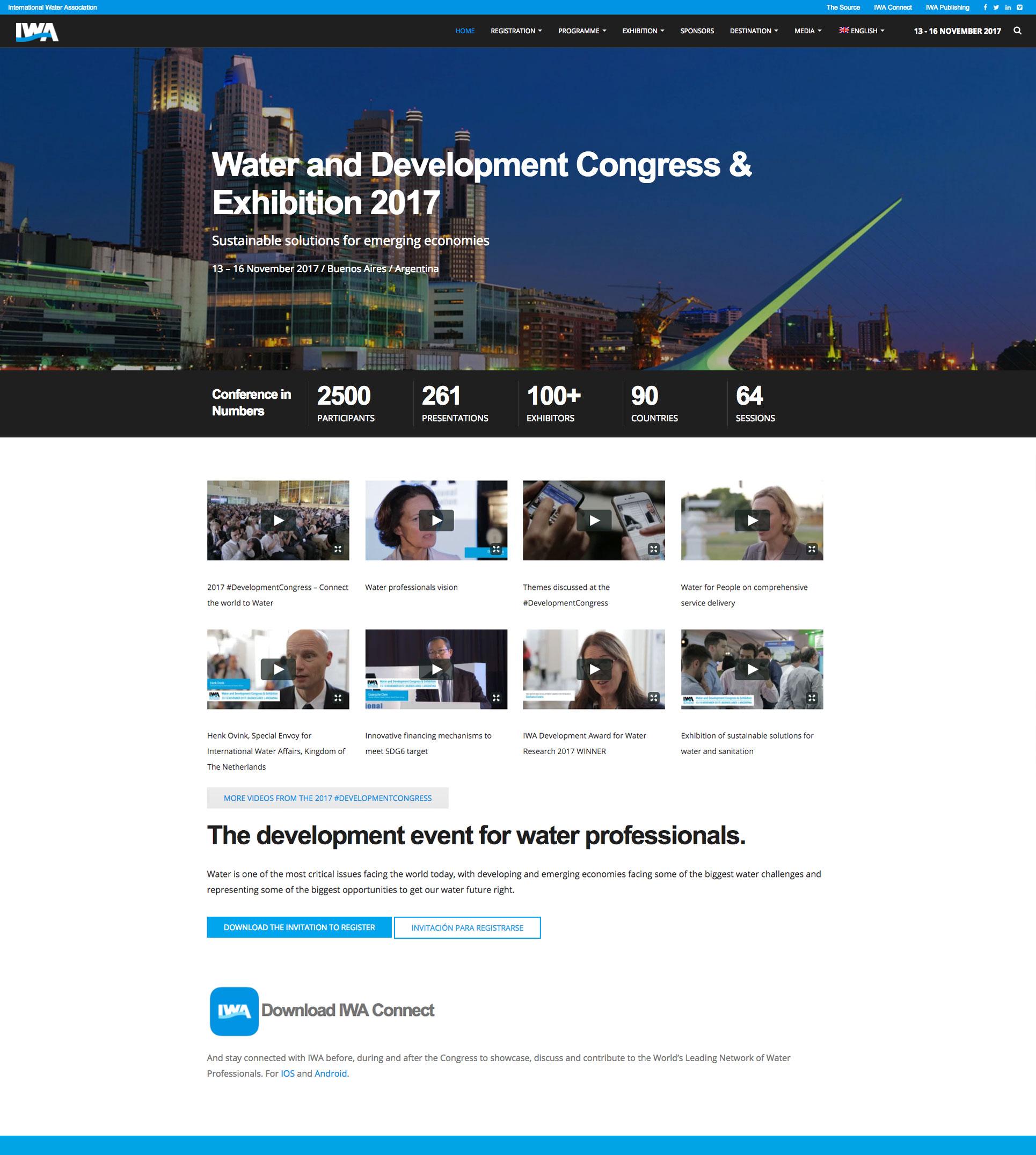waterdevelopmentcongress.org